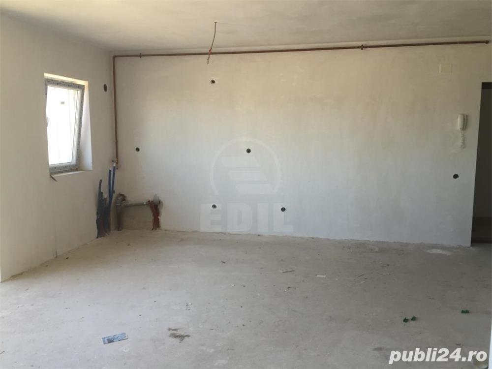 Apartament cu 2 camere cu gradina de 43mp