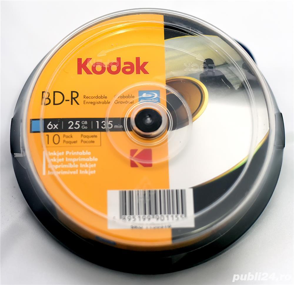 Blu-Ray Disck Blank KODAK Printabil 25GB 6X
