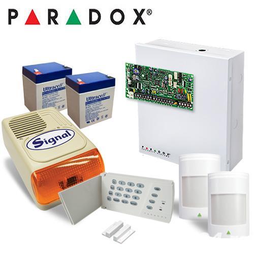 Sisteme de alarma antiefractie (echipamente, instalare)