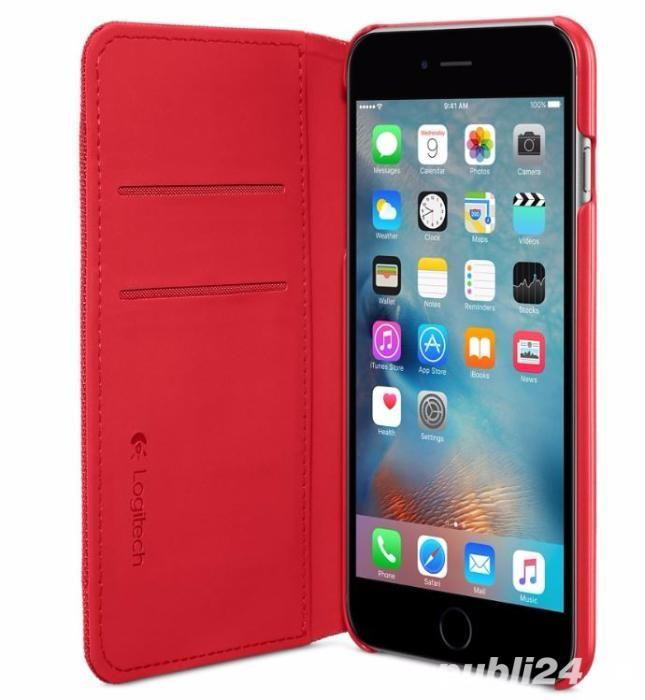 Huse iPhone 6 Plus / 6S Plus - Logitech Hinge Case - produse noi