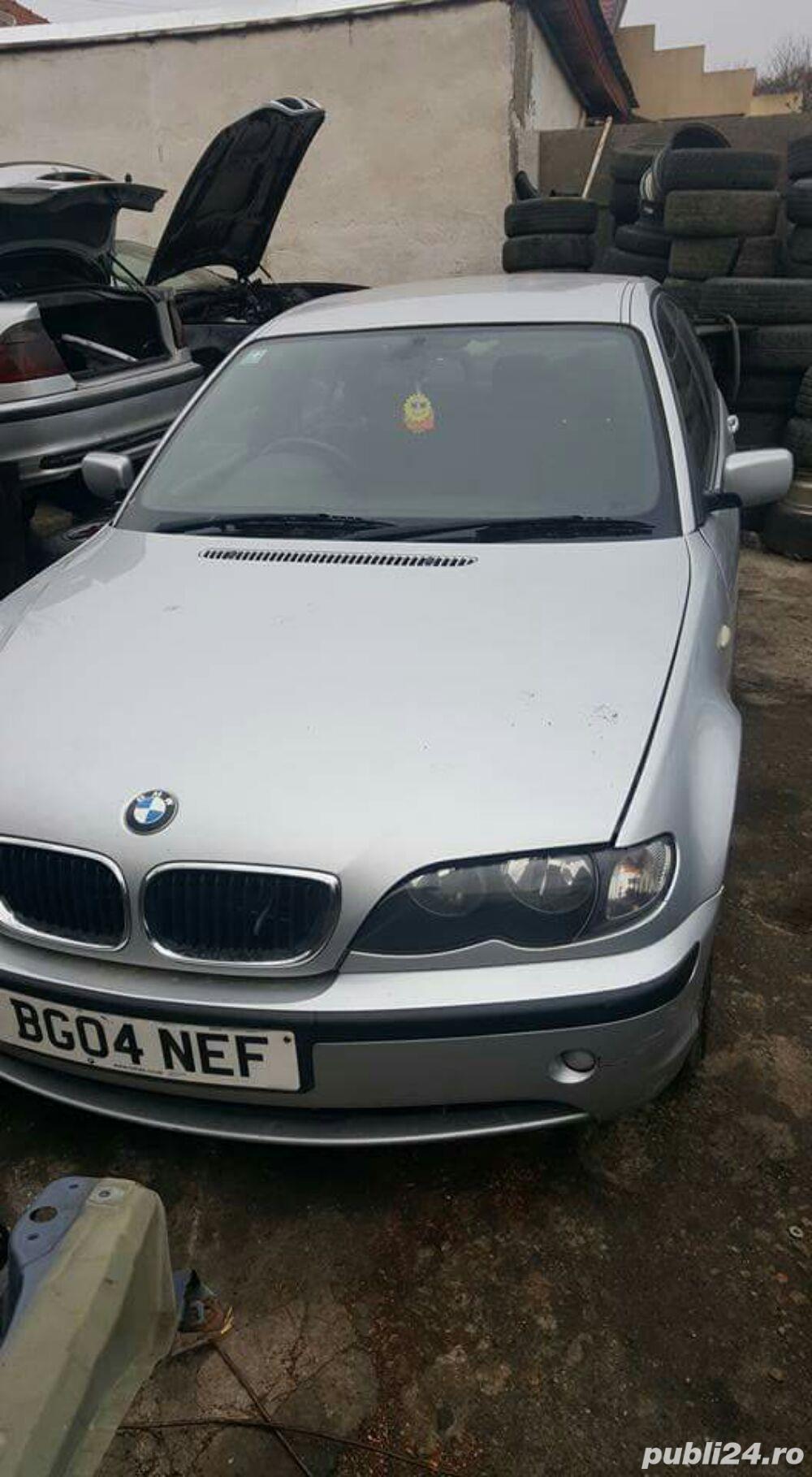 Dezmembrez BMW 320D 2004