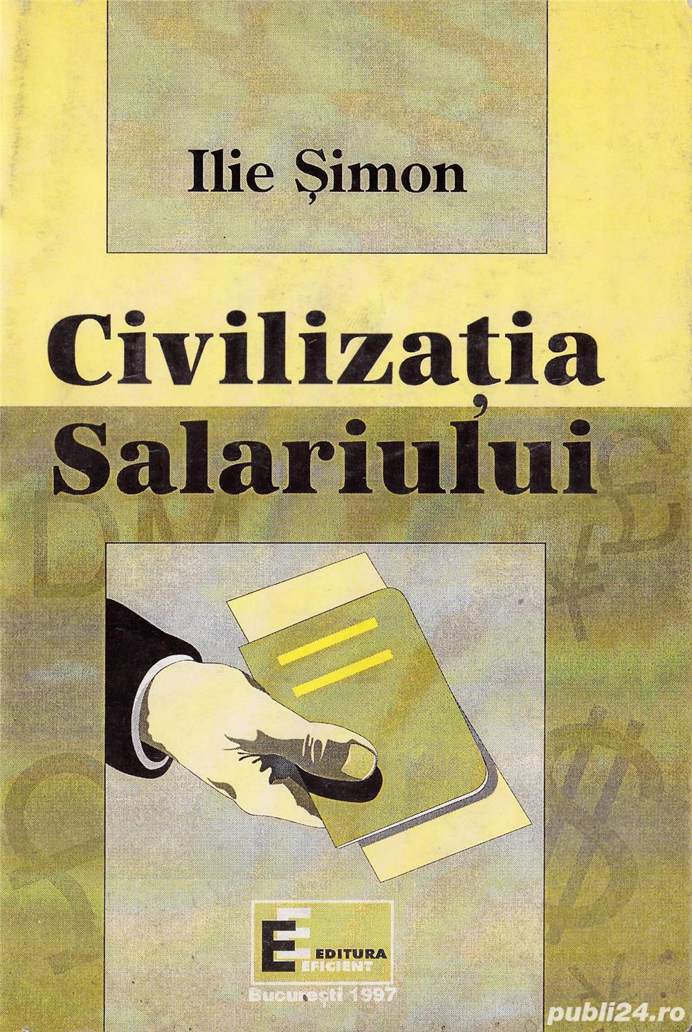 Civilizatia salariului