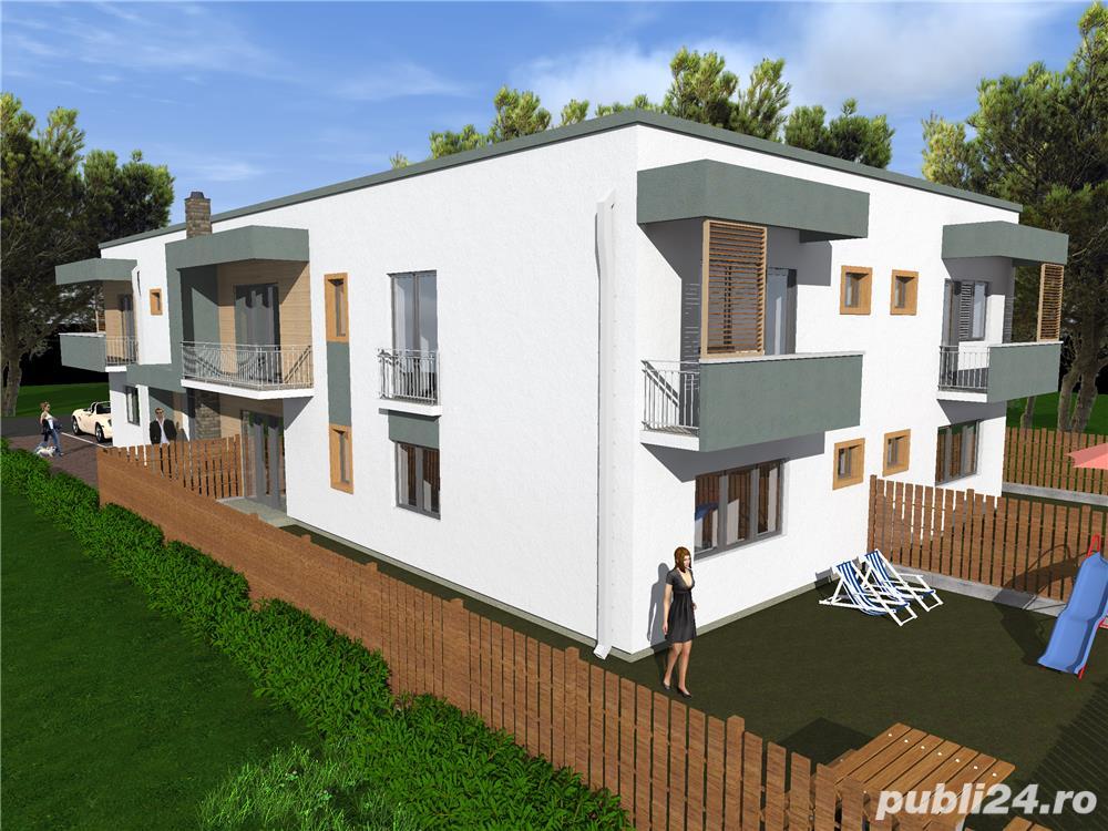Apartament de lux la vila, pret 46000 euro.