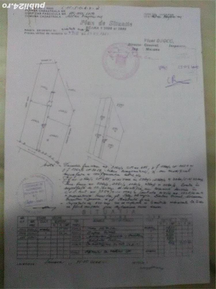 Vanzare  terenuri constructii  3277 mp Suceava, Mitocu Dragomirnei  - 3277 EURO