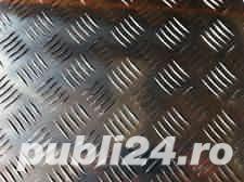 Tabla aluminiu striata model Quintett 1.5x1250x2500mm