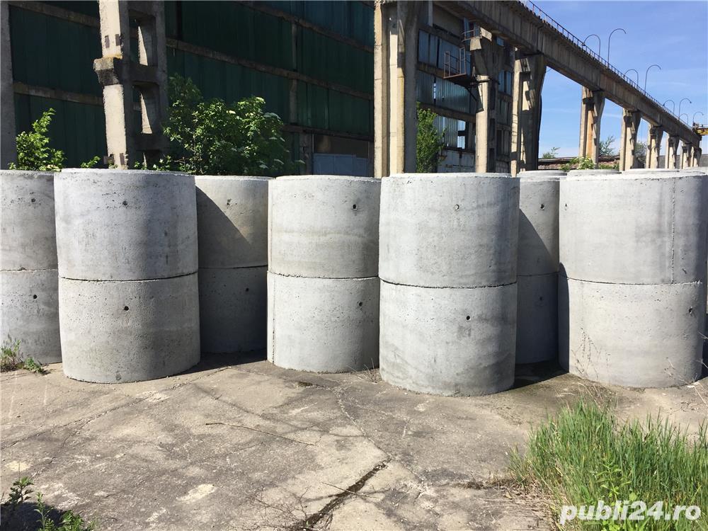 Tuburi fantana,pavaje,spalieri vie,prefabricate beton