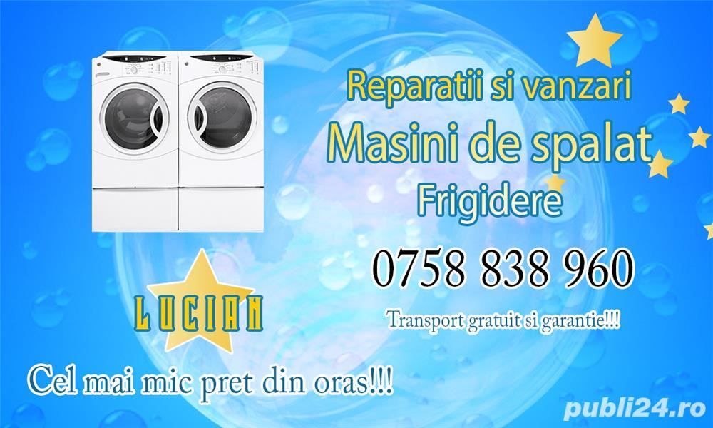 Service masini de spalat