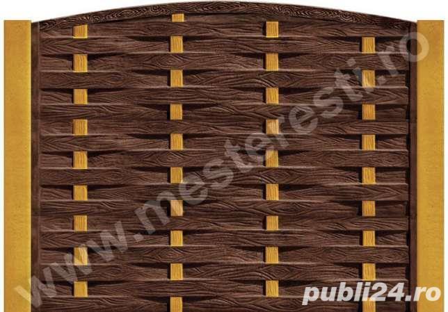 Gard beton Celtic 1 - Transport Gratuit in tara
