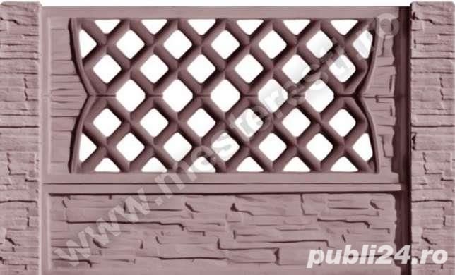 Gard beton Normand 7 - Transport Gratuit in tara