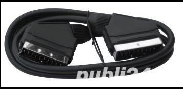 Cablu euro scart 21p 1,5m AVEM 1000buc !!! Produs nou !