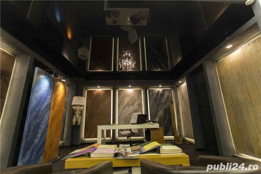 Finisaje decorative dedicate design-ului interior de prestigiu
