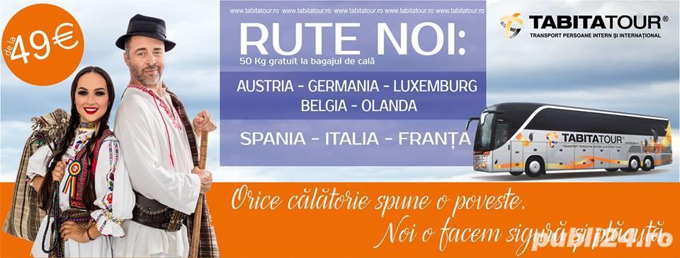 TRANSPORT COLETE SPANIA ITALIA