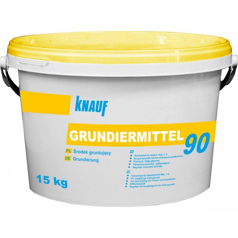 Grund Knauf GRUNDIERMITTEL pt suprafete absorbante