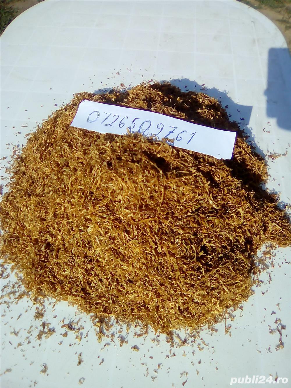 Tutun firicel virgina gold si burley 0726509761
