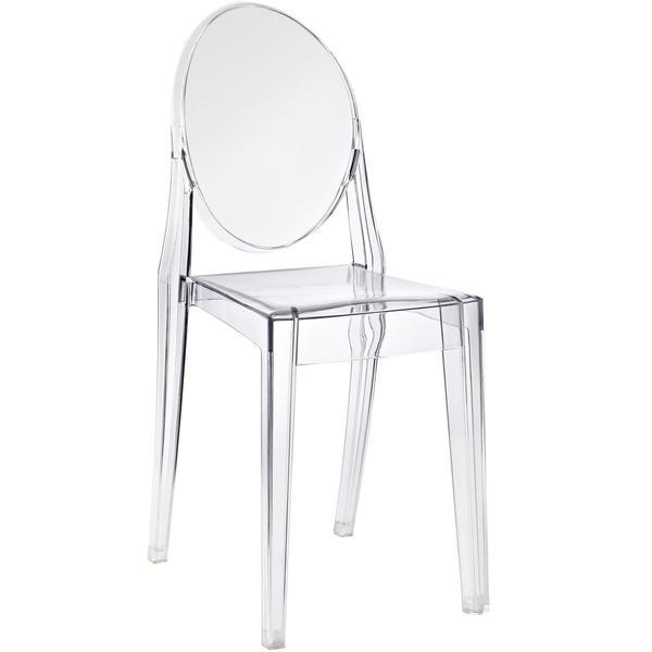 Kartell Victoria Ghost scaun DECOR DESIGN nou la cutie plexiglas OFERTA
