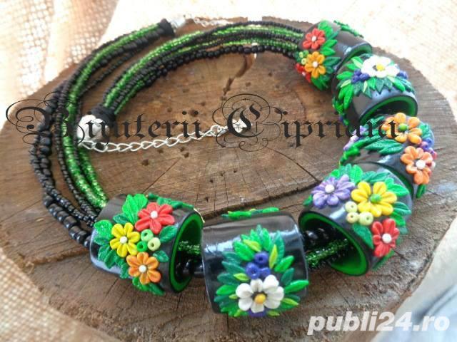 Colier handmade