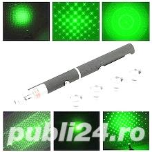 Laser disco bar verde 5 capete, lumina verde prezentare video   Pret 35 lei  2 buc 6