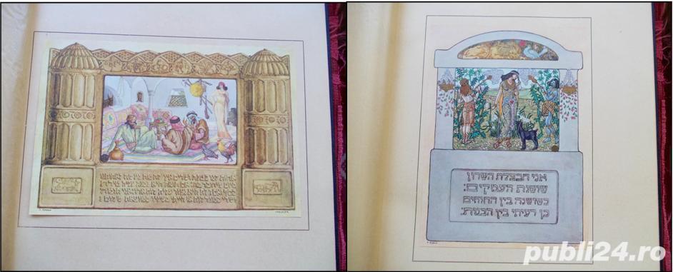 Cantarea Cantarilor (1930), carte religioasa - GoldArt 2009