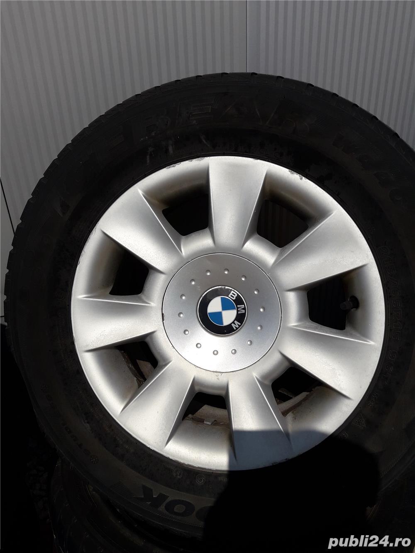 Jante + cauciuc BMW Seria 3