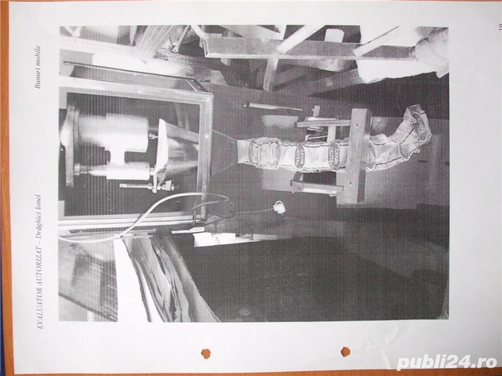 Vand masina de ambalat si dozat tip Brenoy pentru produse granulate