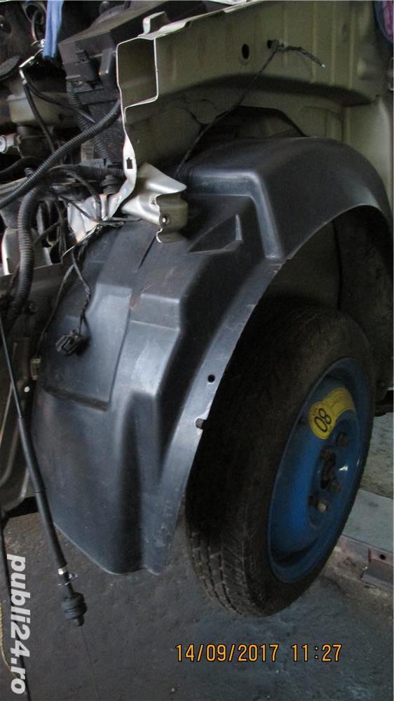 Carenaj aparatori noroi fata Chevrolet Spark 2006
