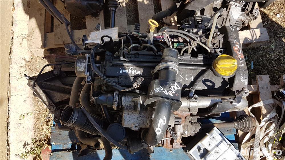 Dezmembrez motor VW 1.9 tdi si motor renault 1.5 dci
