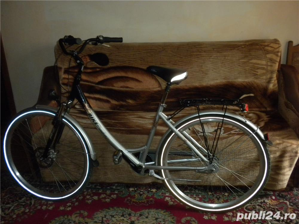 Bicicleta ,,bike comfort,,