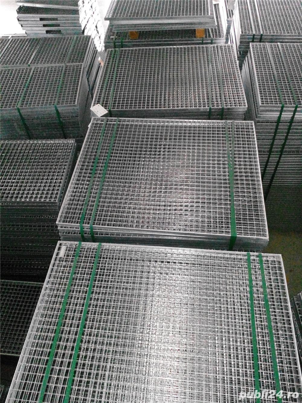 MEISER ROMANIA SRL ORADEA-Gratare platforme metalice si trepte metalice,livrare in 24 ore din stoc