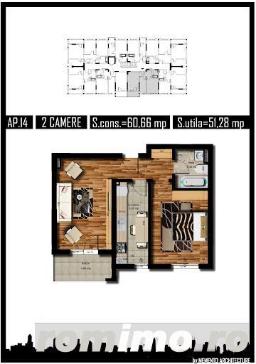 Apartamente 2 camere, dezvoltator, METRO MILITARI PACII