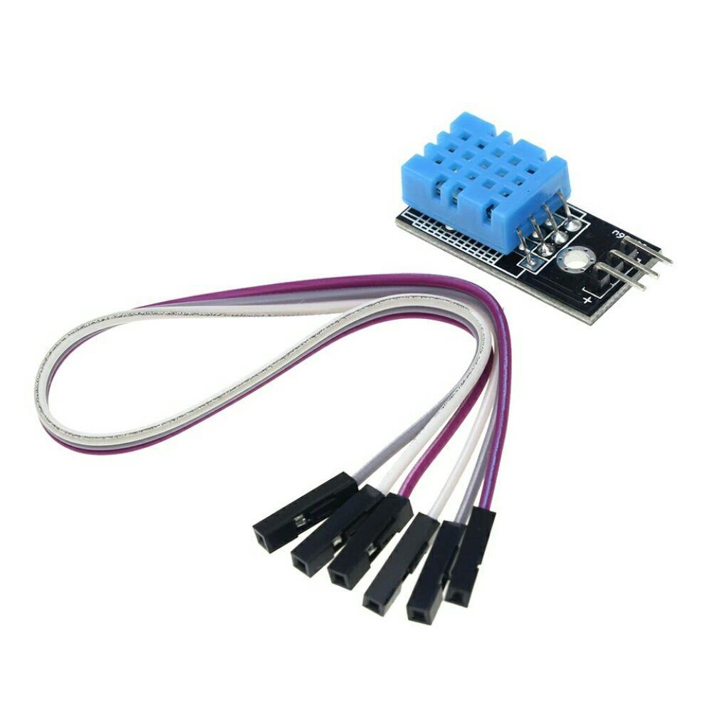 module dht11 senzor de temperatura si umiditate pt Arduino