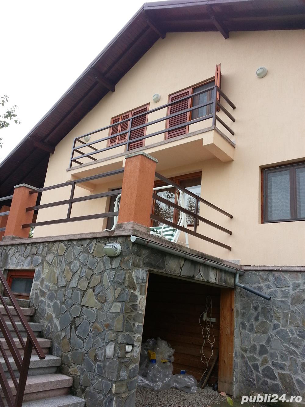Vila de vanzare Breaza de Sus - Prahova
