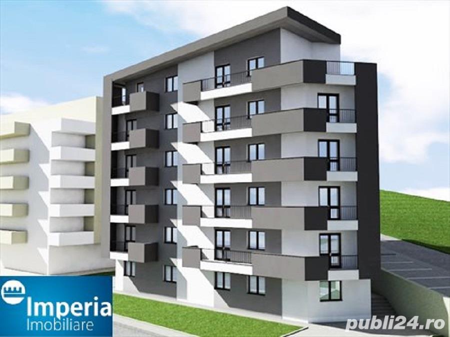 Apartament Nou 2 camere, Pacurari - Alpha Bank Comision 0%