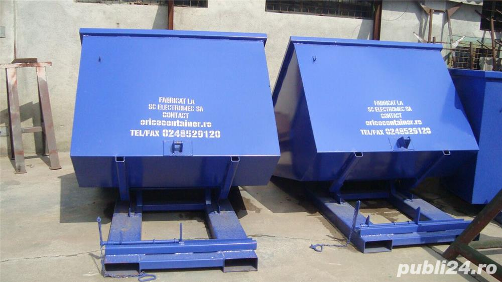 Container basculabil