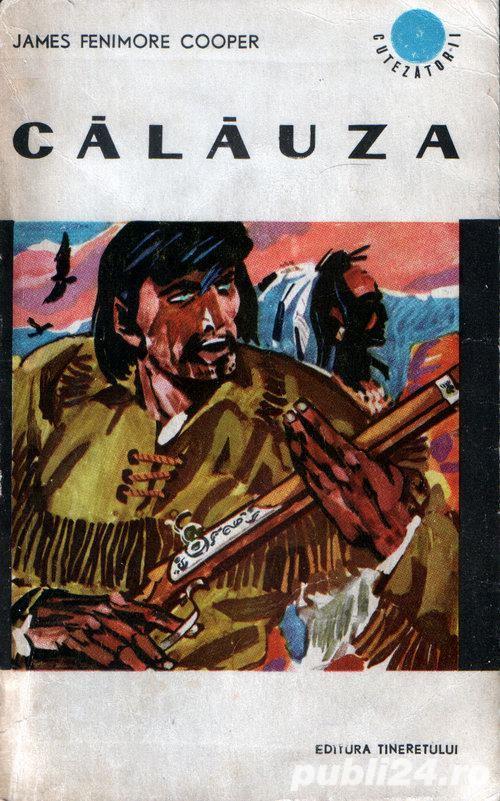 James Fenimore Cooper : Călăuza + Ultimul mohican