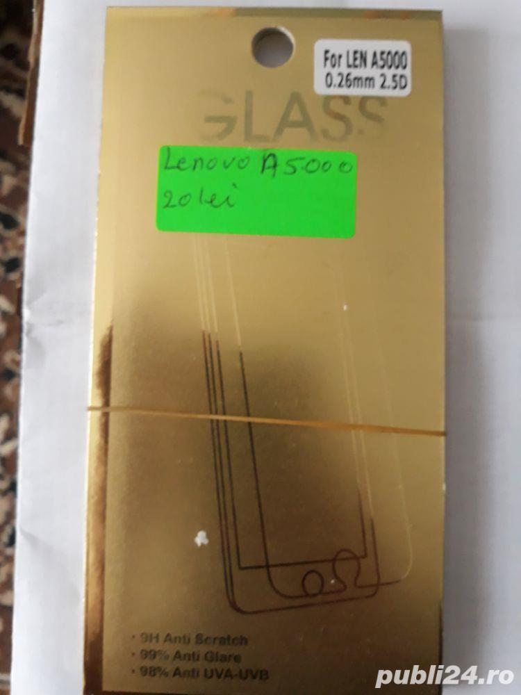Vand folie sticla LENOVO A 5000/2016