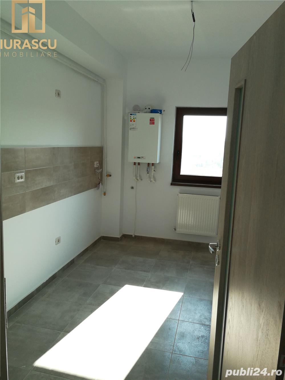 Apartament Nou 2 camere CUG- Lunca Cetatuii