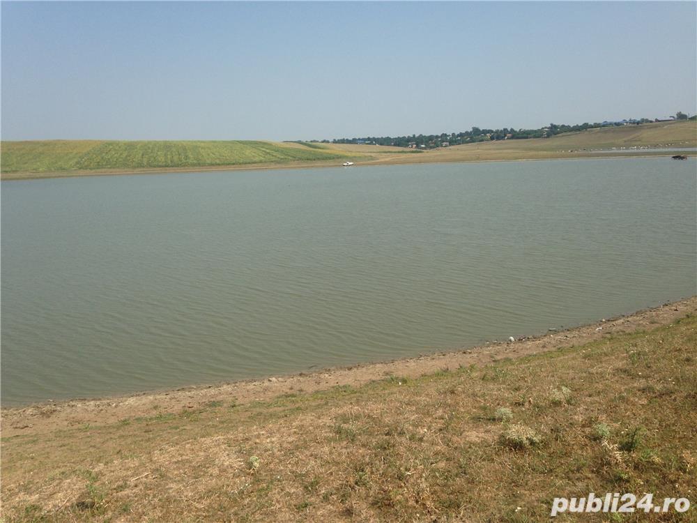Schimb, variante, vind sau inchiriez superb  lac de pescuit in Olt 35 ha