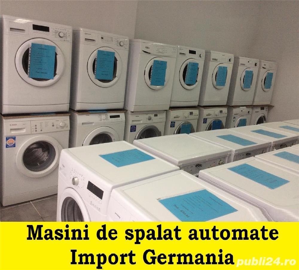 Electrocasnice import Germania. Garantie, transport gratuit. Buy back.