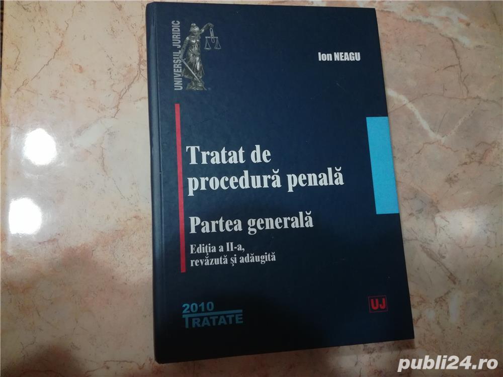 TRATAT DE PROCEDURA PENALA,editia a-II-a,2010