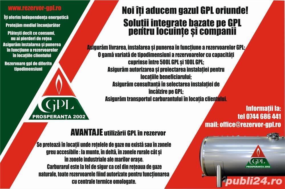 Rezervoare GPL pentru incalzire baza pe combustibil GPL pentru locuinte si companii