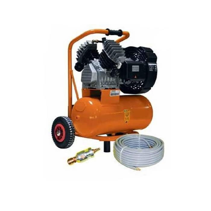 Compresor S265, rezervor 24 L