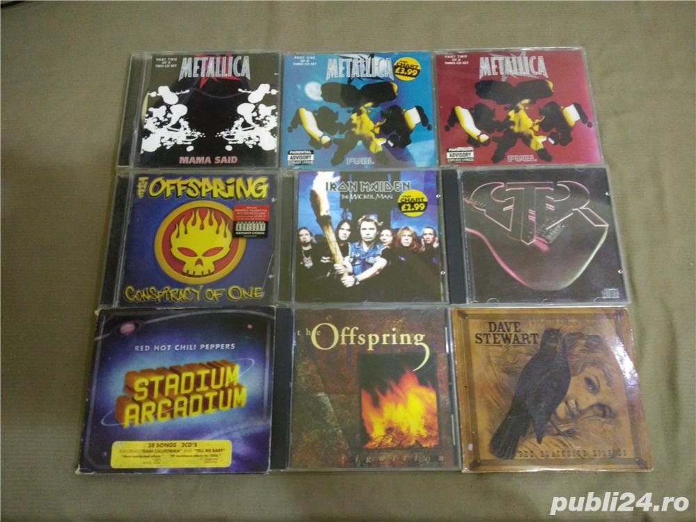 Colectie CD-Muzica