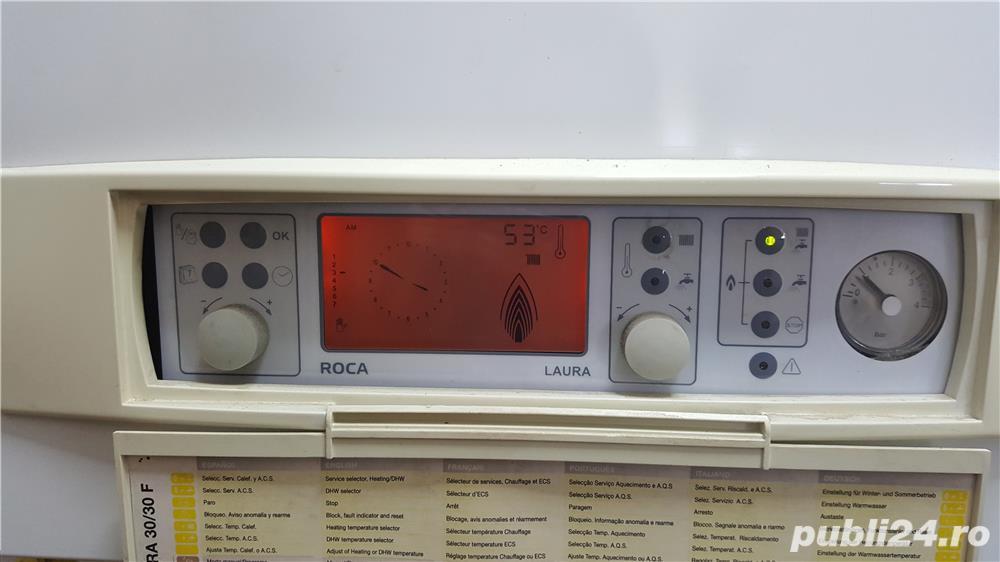Reparatii Centrale termice  sector 4 si Ilfov Service Rapid, Instalator centrale, piese de schimb