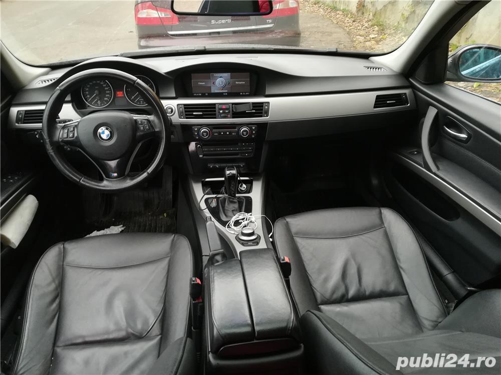 BMW 325d E 90 Automat KeylessEntry KeylessGo  M-Pachet 260 CP