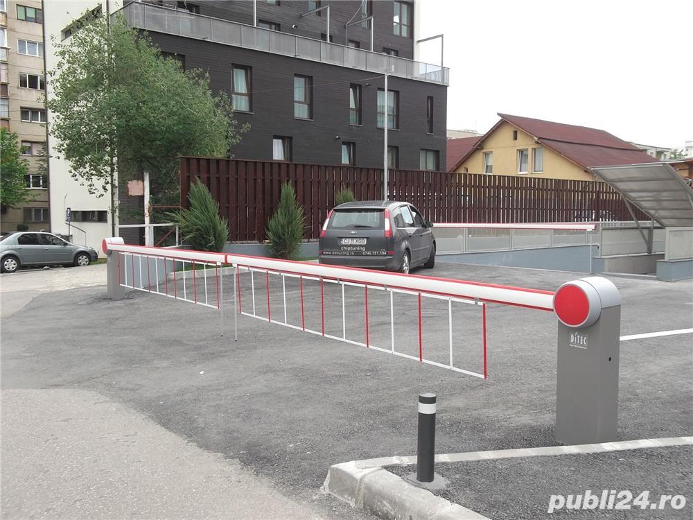 Instalare siteme de automatizari pentru porti si bariere automate