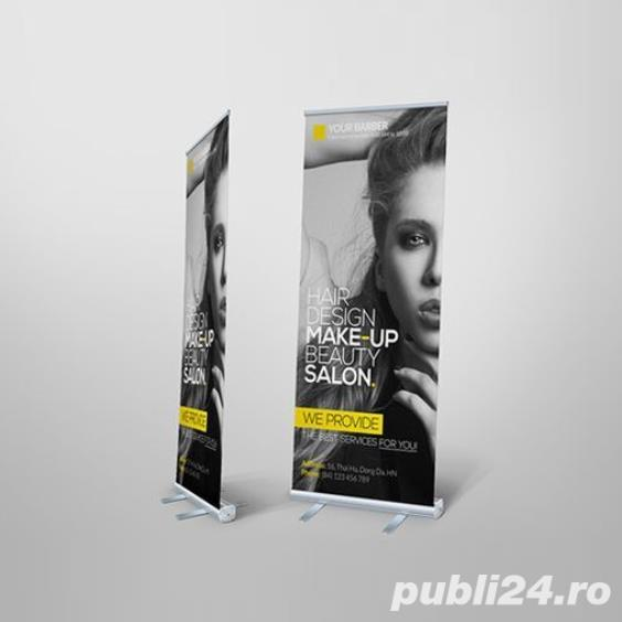 Roll-up | Design modern & Print. Calitate garantata!