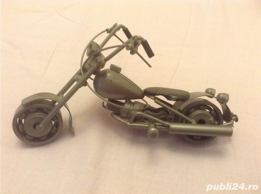 Motociclete miniatura hand made