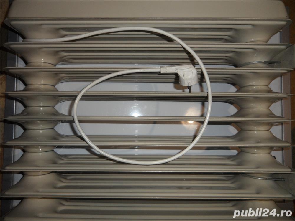 Calorifer electric 9 elementi 2000w
