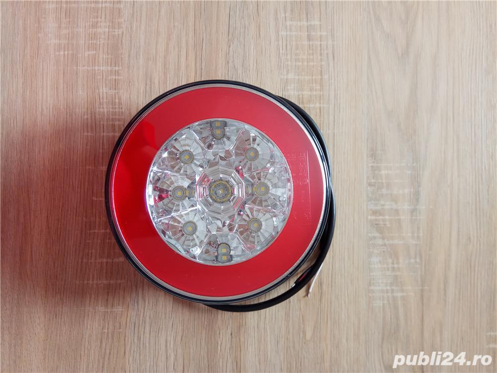 Lampa mers inapoi cu functie de pozitie FT 112 LED FRISTOM
