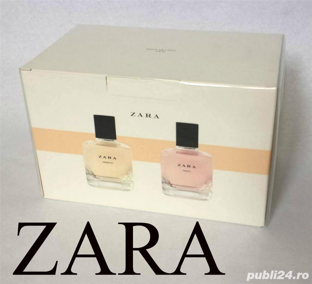 Parfum Zara Dama Oriental Fruity Femei Set 2 X 100 Ml Nou Sector